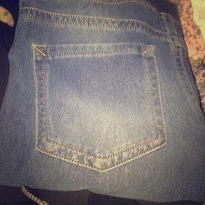 Levi jeans size large